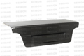 SEIBON Carbon Fiber Trunk/Hatch BMW 525i YR: 2001-2003